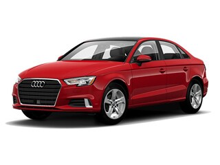2018 Audi A3 Sedan Tango Red Metallic